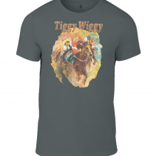 Anvil Fashion Basic T-Shirt Tiggy Wiggy