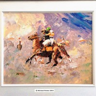 Polo Paintings & Prints